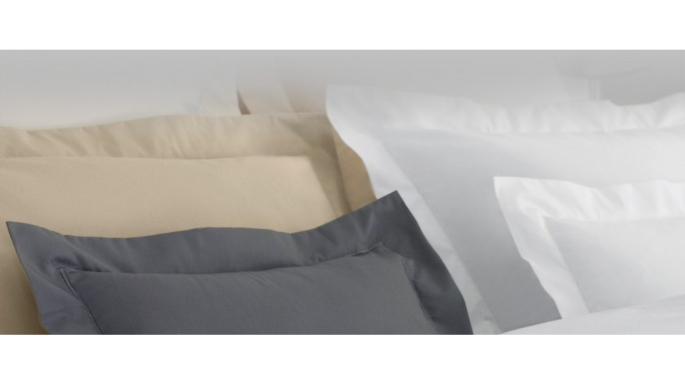 HOUSSE DE COUETTE YVES DELORME SILHOUETTE PERCALE
