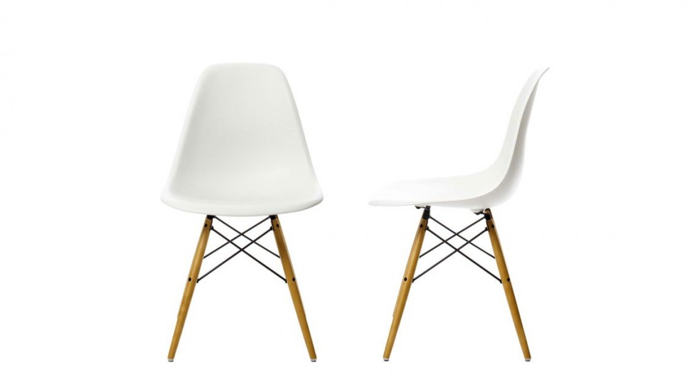 Vitra dsw for Chaise eames dsw