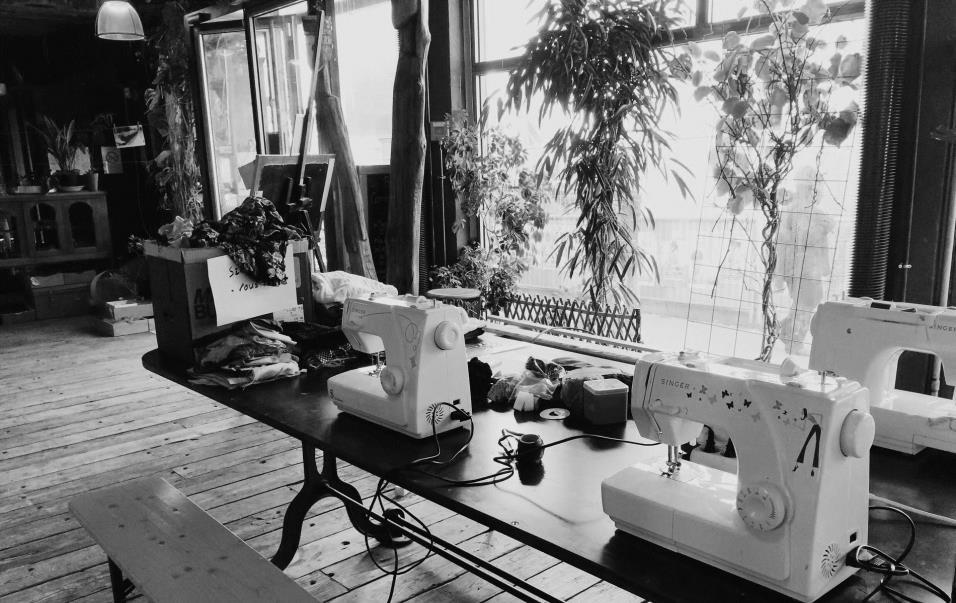 Atelier confection rideaux - La Maison Générale - 5