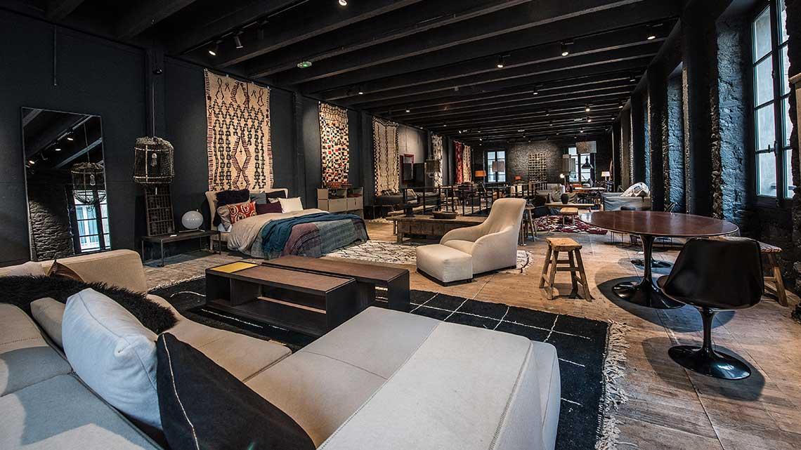 la r serve la maison g n rale linge de maison haut de. Black Bedroom Furniture Sets. Home Design Ideas