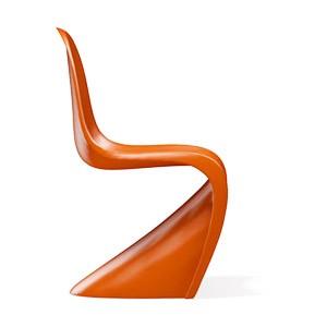 Panton chair - Mandarine
