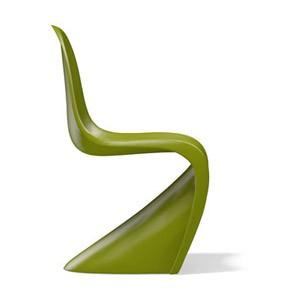 Panton chair - Chartreuse
