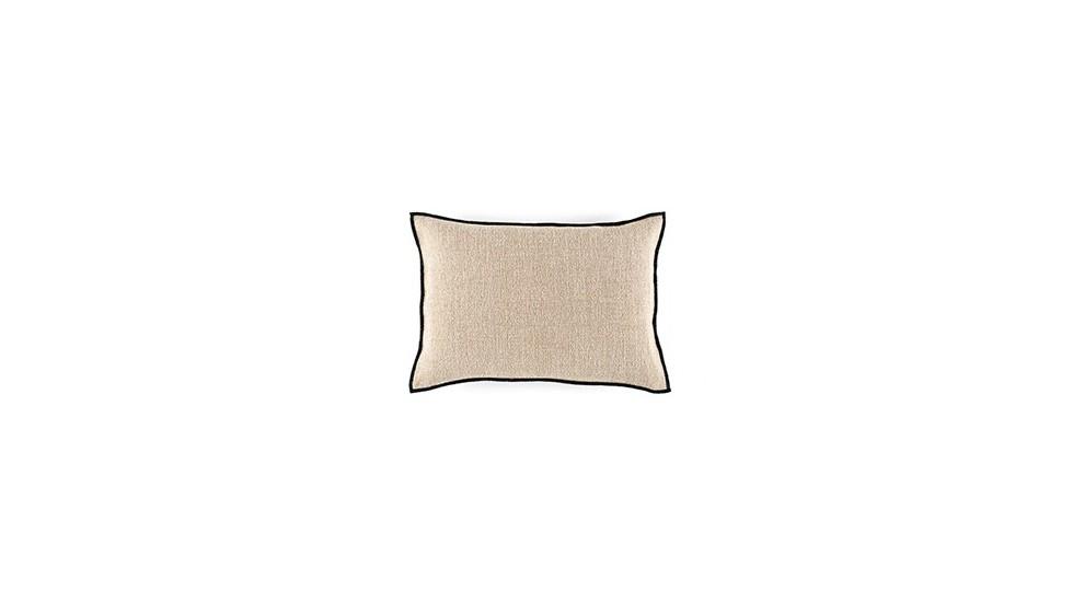 COUSSIN DREAMS EN VELOURS DE COTON CHENILLE - SABLE - 40x55CM