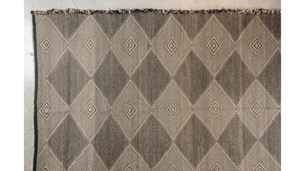 grand tapis berb re zanafi tapis marocain dessins g om triques. Black Bedroom Furniture Sets. Home Design Ideas