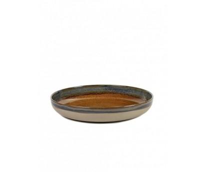 Assiette dessert- collection Surface-Serax- Diamètre 21 cm