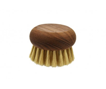 BROSSE POUR LE CORPS HERITAGE | SOIE BLANCHE | FRENE THERMO-CHAUFFE