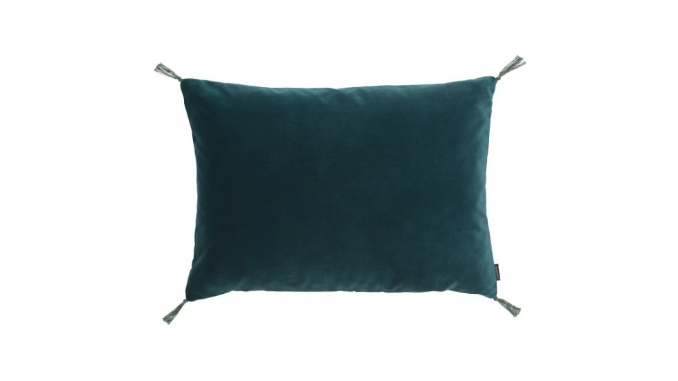 COUSSIN VELOURS CARAVANE - SMOOTH - PAON