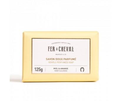SAVON DOUX PARFUME - MIEL&AMANDE- 125G