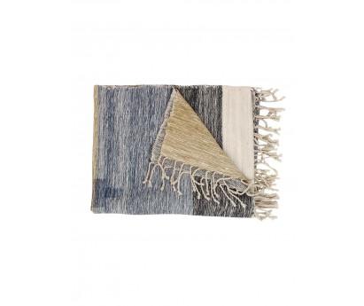 Plaid Katy en coton et soie- 130x170 cm