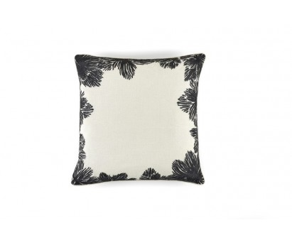 COUSSIN LOUISE - LIN BRODE - 50x50 cm  NIGHT AND DAY