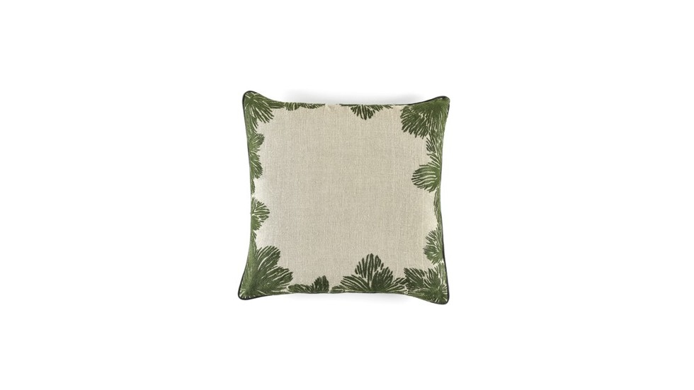 COUSSIN LIN BRODE LOUISE - TROPICAL - 50x50CM