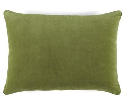 COUSSIN VELOURS EURYDICE ELITIS lichen- 50x70 cm