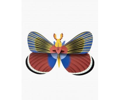 DECORATION MURALE | GRAND PAPILLON | 36cm x 7cm x 24cm