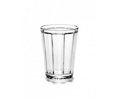 Verre à eau collection Surface- diamètre 7 cm