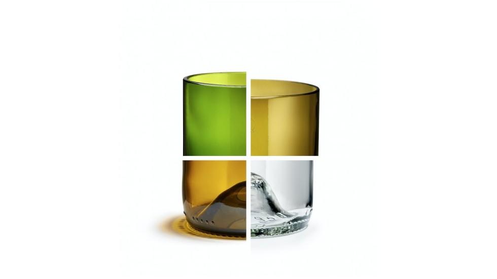 Pack de 4 verres panaché - Danser-Débattre-Séduire-Rire