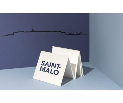 The Line -SAINT MALO- longueur 50 cm-Noir| NOIR