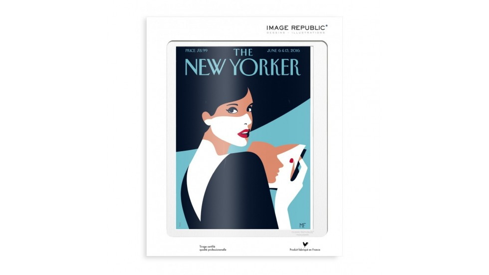 COLLECTION THE NEW YORKER- FAVRE PAGE TURNER