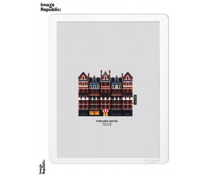 IMAGE | LE DUO | 40cm x 50cm | CHELSEA HOTEL