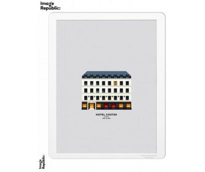 IMAGE | LE DUO | 40cm x 50cm | COSTES HOTEL