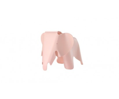 Eléphant Charles & Ray Eames - Rose tendre - Small
