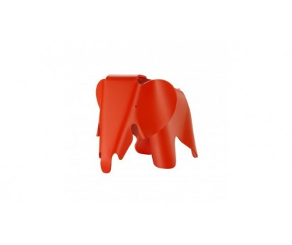Eléphant Charles & Ray Eames - Rouge coquelicot - Small