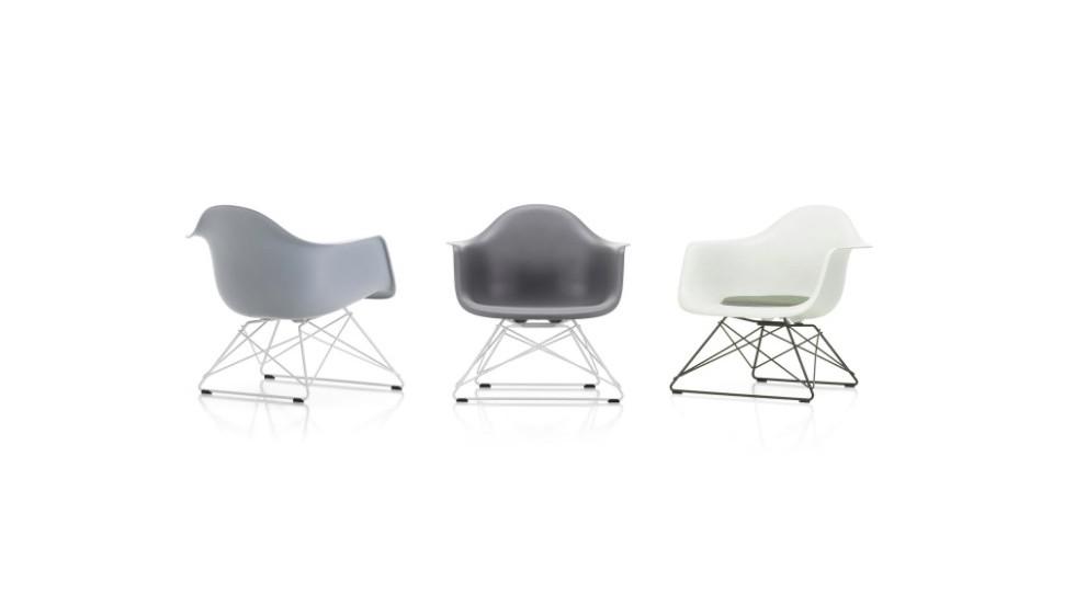 Fauteuil design - Eames Plastic Armchair LAR