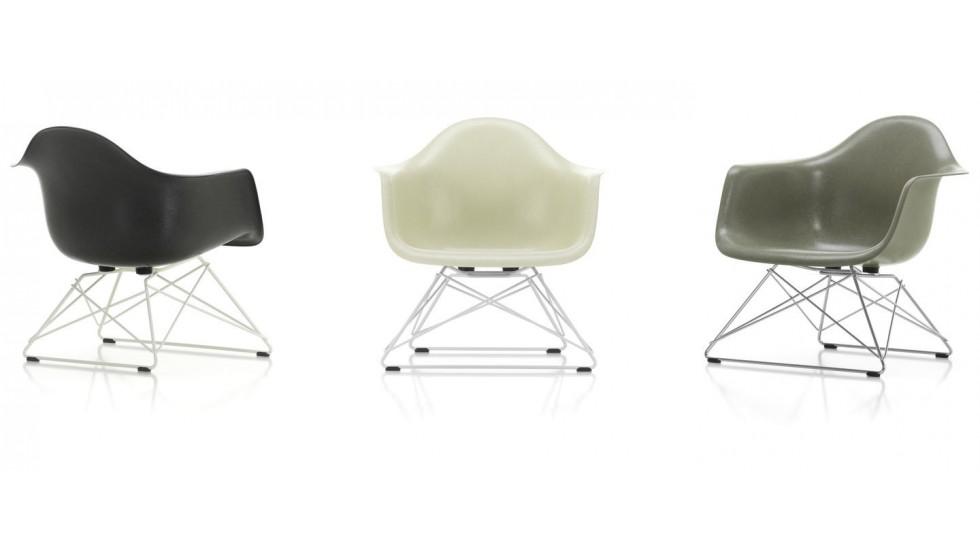 Fauteuil design - Eames Fiberglass Armchair LAR