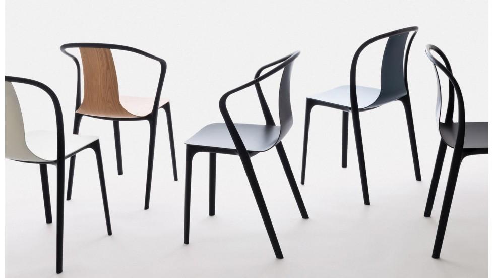 Chaise design - Belleville Chair