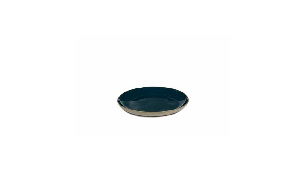 ASSIETTE RURAL - M - BLEU - 20.5cm