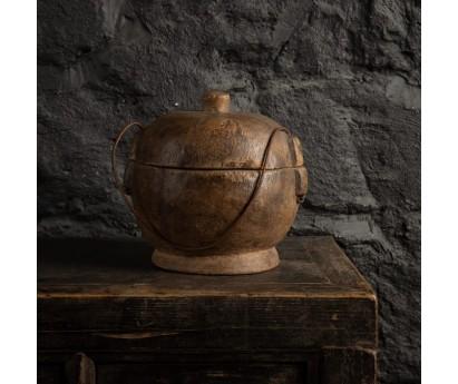 BOITE ALIMENTAIRE ANCIENNE - 27cm