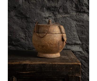 BOITE ALIMENTAIRE ANCIENNE - 20cm