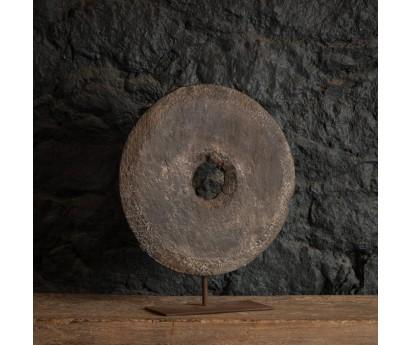 PIERRE COIFFE POTEAU - XL - 40cm x 4cm
