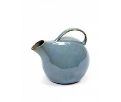 CARAFE TDR | 19cm x 15cm H15cm | SMOCKEY BLUE | L
