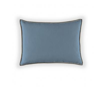 COUSSIN LIN PHILIA - SMOKE BLUE - 40x55CM