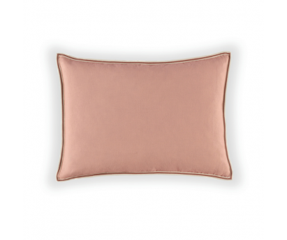 COUSSIN LIN PHILIA - OLD ROSE - 40x55CM