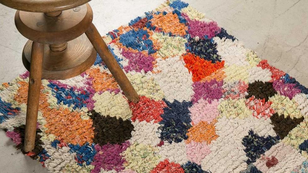 Boucherouite Tapis tapis boucherouite 11 la maison générale