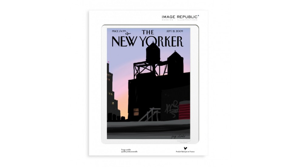 COLLECTION THE NEW YORKER- 20 COLOMBO