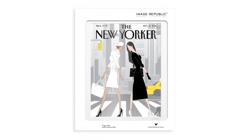 COLLECTION THE NEW YORKER- 82 FOLEY BLACK WHITE 2015
