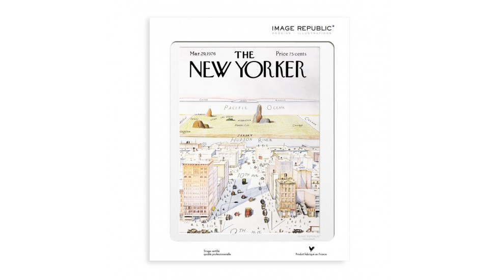 COLLECTION THE NEW YORKER- 07 STEINBERG