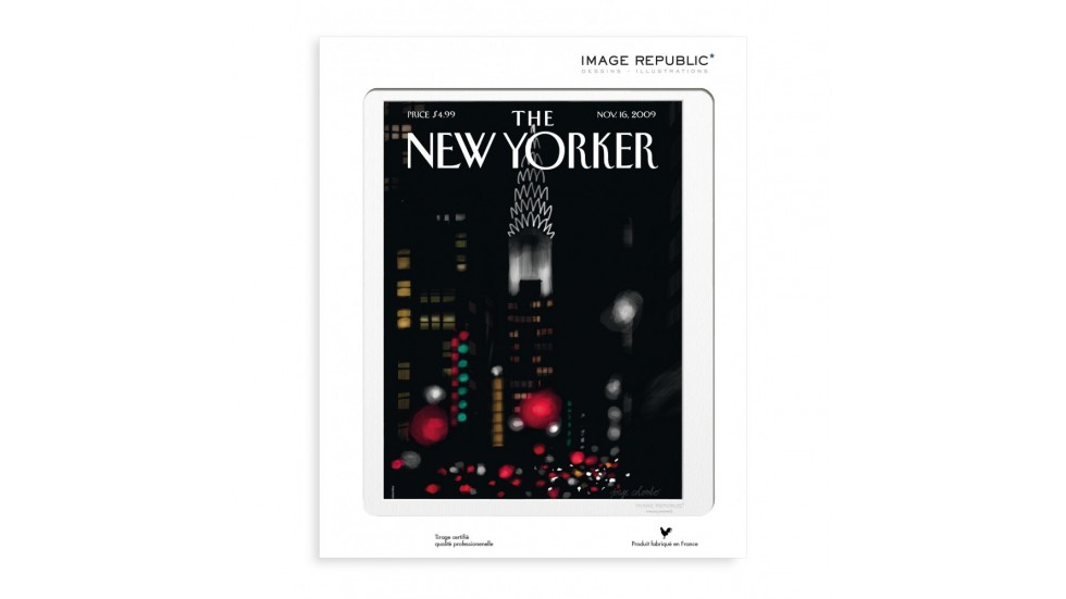 COLLECTION THE NEW YORKER- COLOMBO NIGHT LIGHTS