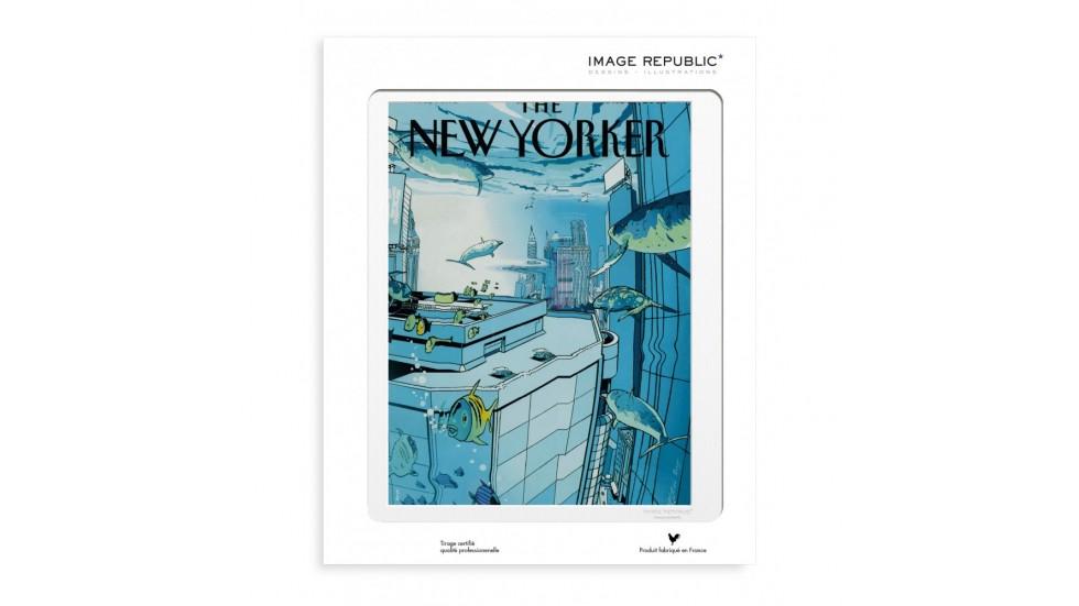 COLLECTION THE NEW YORKER- BANYAI UNDERWATER