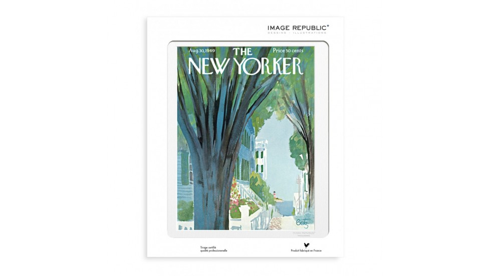 COLLECTION THE NEW YORKER- GETZ SUMMER TIME