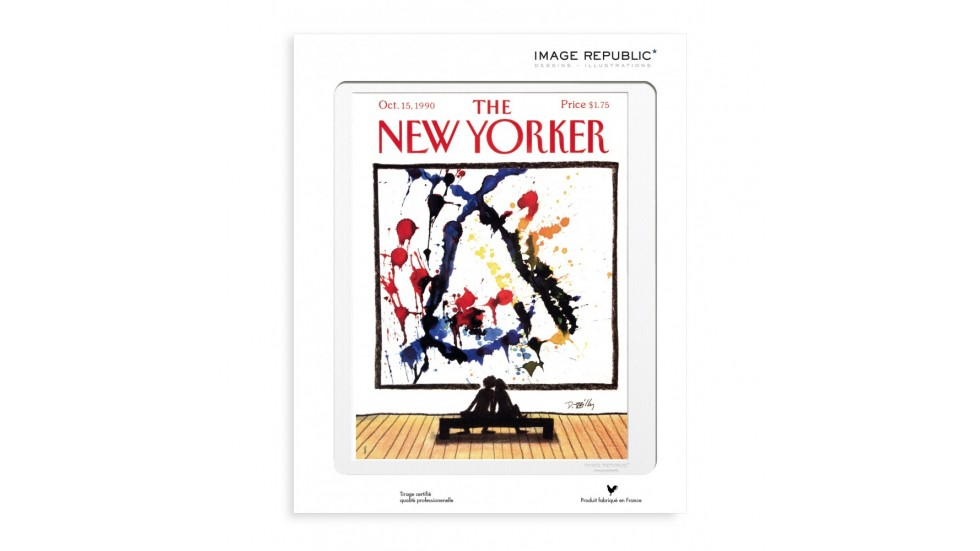 COLLECTION THE NEW YORKER- REILLY WORLD CHANGERS