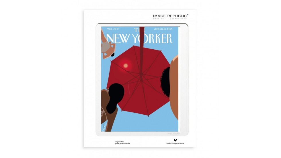 COLLECTION THE NEW YORKER- SUMMER SKY