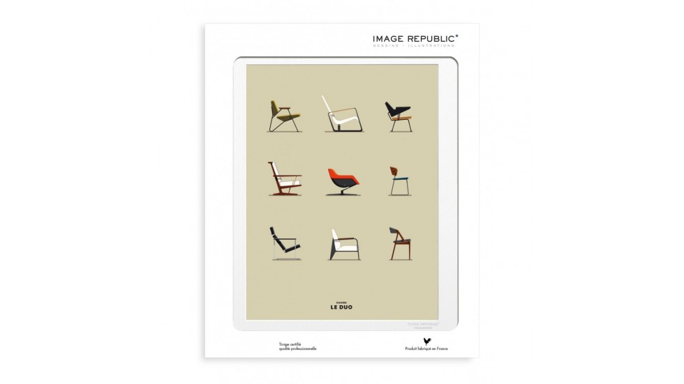 COLLECTION LE DUO -CHAIRS
