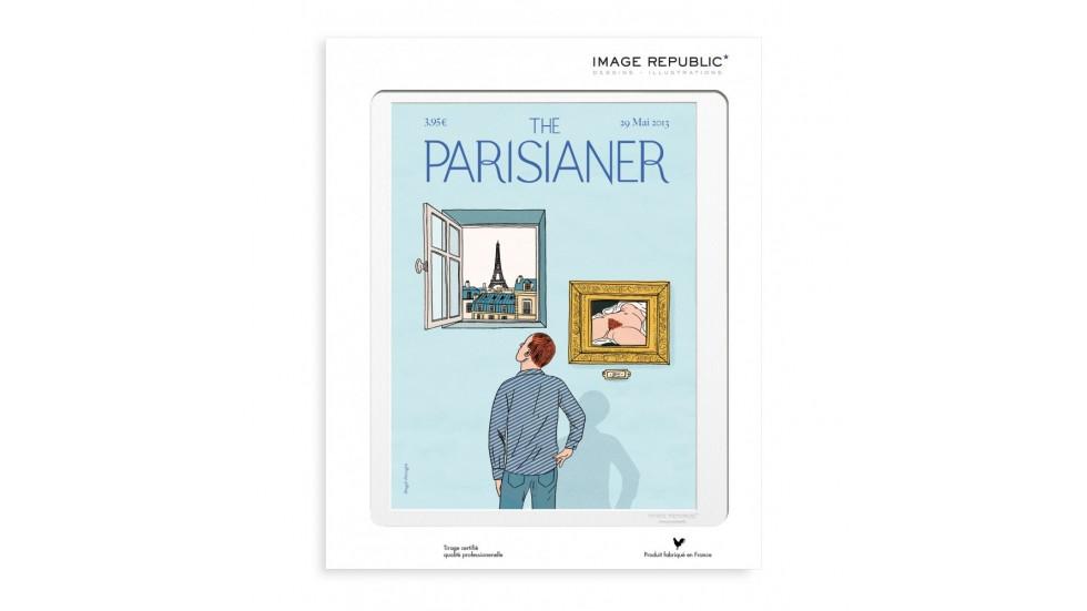 COLLECTION THE PARISIANER - N°1 ATTIGOBE