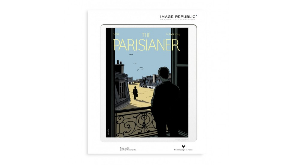 COLLECTION THE PARISIANER - N°5 RIO