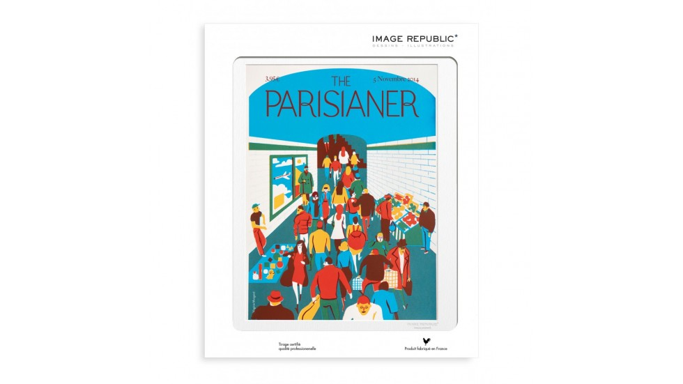 COLLECTION THE PARISIANER -N°10 MORGAND