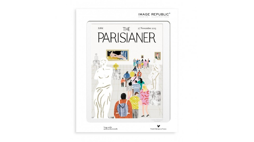 COLLECTION THE PARISIANER -N°29 TROUNCE