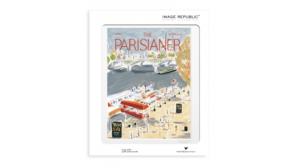 COLLECTION THE PARISIANER -N°49 CORBASSON